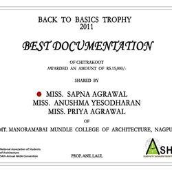Best Documentationa
