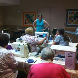 Kathy Anderson's Charm Quilt Class