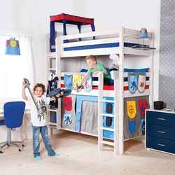 Triple Bunk Beds 三層床組 高度:219 CM
