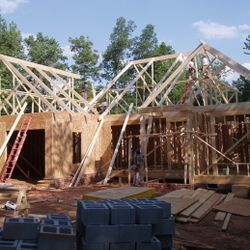 Roof Framing Continues