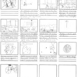 Storyboard - First Draft