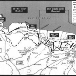 Normandy Invasion - Omaha and Utah