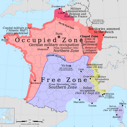 Occupied Zones