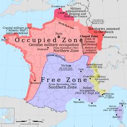 Occupied Zones
