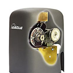 Eagle-1:1/2 HP Residential Fail Safe Slide Gate Operator. Max Gate Capacity:16' & 300 lbs