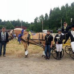 Allround: Team Kvarngården - Torps Gusten 197 (ÅFF)