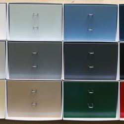 Harbour Side Open Colour Desktop Stand Range