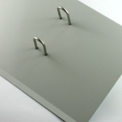 Shale Grey Side Open Stand Product Code: SS2-05