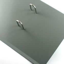 Slate Grey Side Open Stand Product Code: SS2-6