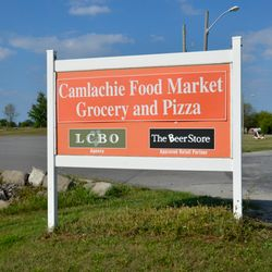 Camlachie Food Mart Across from Sawmill Creek Only 3 Minutes To Huroncrest