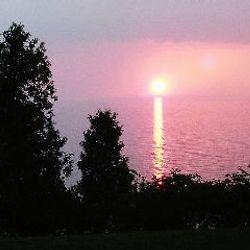 Sunsets On Lake Huron