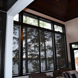 "HUNTER DOUGLAS ""Custom Designer Screen Shades"""