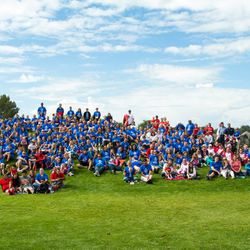 2013 Walk Group Photo
