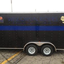 Lodge 10 trailer.