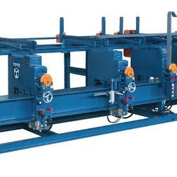 Rebar Cutting and Bending Machines