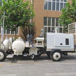 Driving-Type High Pressure Airless Road Marking Machine