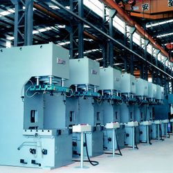 Gas Type Hydraulic Press