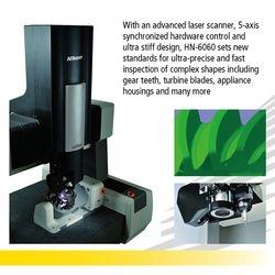 Non-Contact Multi-Sensor 3D Metrology System