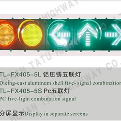 Multi-Color Traffic Signal