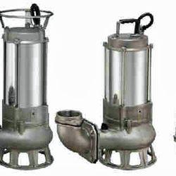 Non-Clog SS 316 Sewage Submersible Pumps