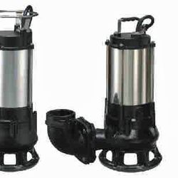 Non-Clog Sewage Submersible Pumps