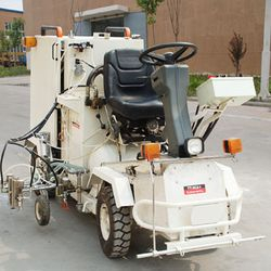 Small-Size Driving-type High Pressure Airless Road Marking Machine