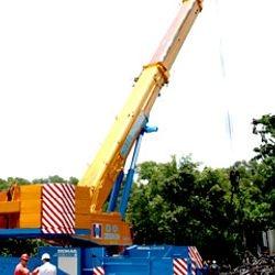 Telescopic Mobile Crane