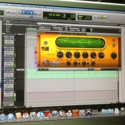T-Rax Pro Tools software plug in ar Nashville Trax