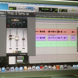 WavesVocal Rider Pro Tools software plug in ar Nashville Trax
