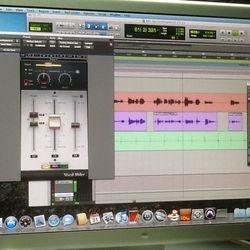 WavesVocal Rider Pro Tools software plug in ar Nashville Trax