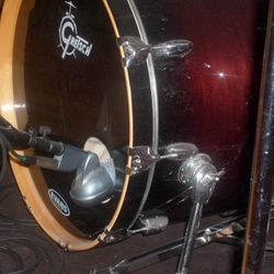 Kick Srum used in Drum Tracks for hire online at Nashville Trax