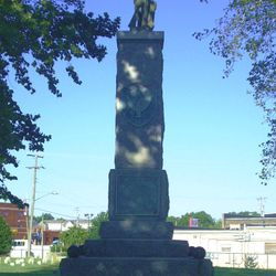 Afro Union Soldiers Monument