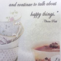 Book of Happy Things - a cookbook of our Annual High Tea recipes