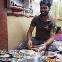 Old Delhi Food Walk.