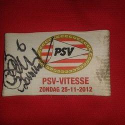 match worn Mark van Bommel