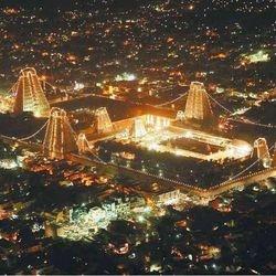 Тирумала. Храм Баладжи.