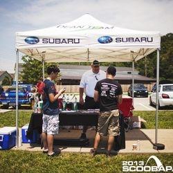 Dean Team Subaru