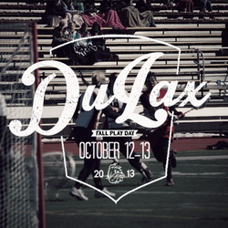 Duluth LAX Play Day Oct. 12-13th a no-go.