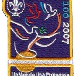 Italijanski našitek  55x77