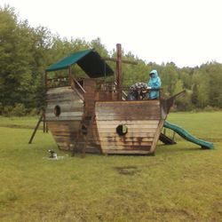 The newest addition to the Recreational Park!