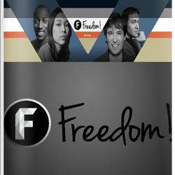 Issue#1 of Freedom! Magazine