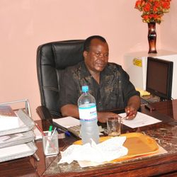 Mr. Jaffer SSentongo School Director