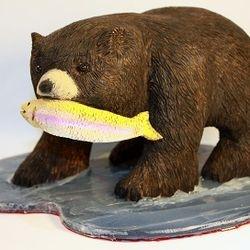 Bear by Bob Riffle