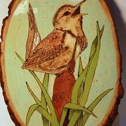 Bird by Bob Riffle
