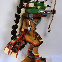 Hopi Snake Dancer by Rob Merolla