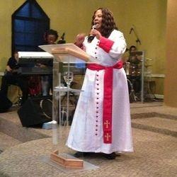 Apostle Quetonnia Barnett Friday Evening Kick Off