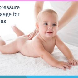 Baby Massage for digestive problems, relaxation, calming