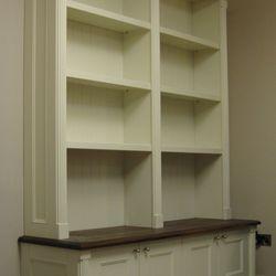 Bespoke living room dresser
