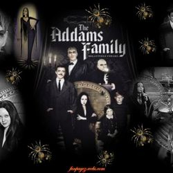 Show:  The Addams Family Collage