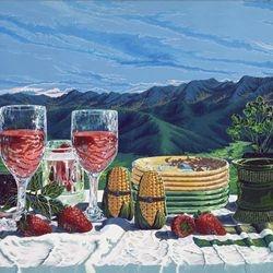 S08 - Brenda Doyle -  Acrylic Painting